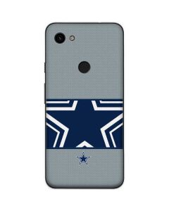 Dallas Cowboys Zone Block Google Pixel 3a Skin
