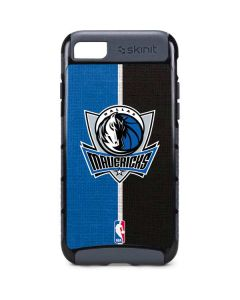 Dallas Mavericks Canvas iPhone 8 Cargo Case