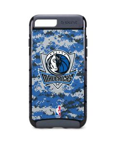 Dallas Mavericks Digi Camo iPhone 8 Plus Cargo Case