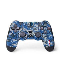 Dallas Mavericks Digi Camo PS4 Pro/Slim Controller Skin