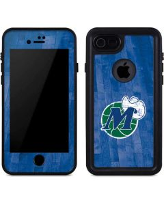 Dallas Mavericks Hardwood Classics iPhone 7 Waterproof Case