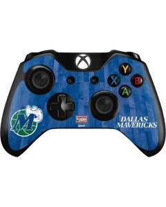 Dallas Mavericks Hardwood Classics Xbox One Controller Skin