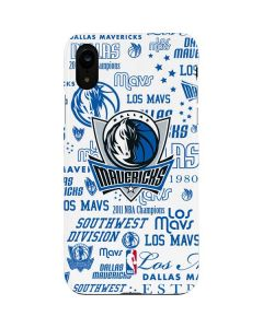 Dallas Mavericks Historic Blast iPhone XR Lite Case
