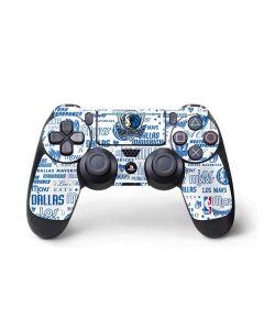 Dallas Mavericks Historic Blast PS4 Pro/Slim Controller Skin