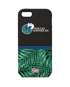 Dallas Mavericks Retro Palms iPhone 5/5s/SE Pro Case
