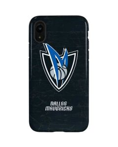 Dallas Mavericks Secondary Logo iPhone XR Pro Case