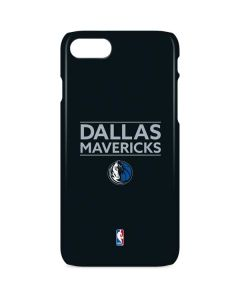 Dallas Mavericks Standard - Blue iPhone 8 Lite Case
