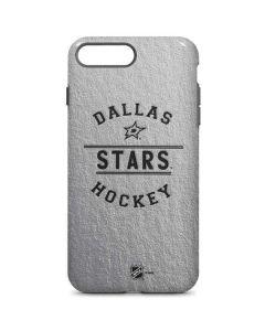 Dallas Stars Black Text iPhone 8 Plus Pro Case