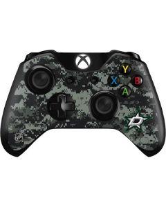 Dallas Stars Camo Xbox One Controller Skin