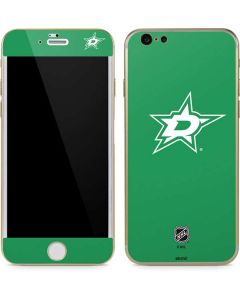 Dallas Stars Color Pop iPhone 6/6s Skin