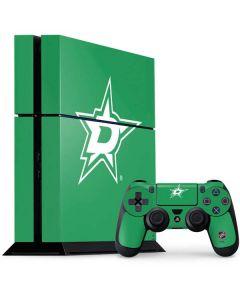 Dallas Stars Color Pop PS4 Console and Controller Bundle Skin