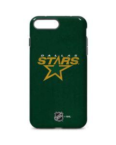 Dallas Stars Distressed iPhone 8 Plus Pro Case