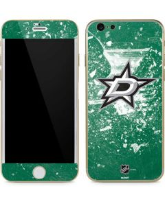 Dallas Stars Frozen iPhone 6/6s Skin