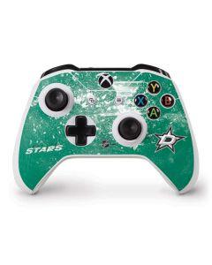 Dallas Stars Frozen Xbox One S Controller Skin