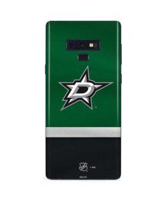Dallas Stars Jersey Galaxy Note 9 Skin