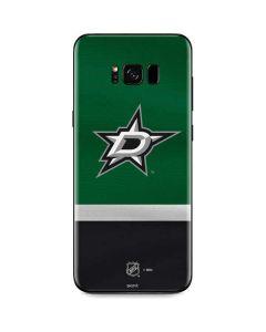 Dallas Stars Jersey Galaxy S8 Skin