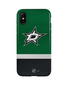 Dallas Stars Jersey iPhone X Pro Case