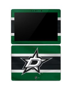 Dallas Stars Jersey Surface Go Skin