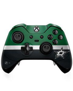Dallas Stars Jersey Xbox One Elite Controller Skin