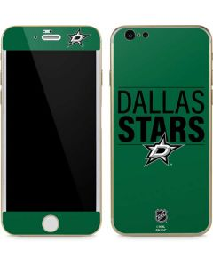 Dallas Stars Lineup iPhone 6/6s Skin