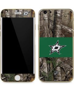 Dallas Stars Realtree Xtra Camo iPhone 6/6s Skin