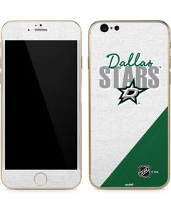 Dallas Stars Script iPhone 6/6s Skin