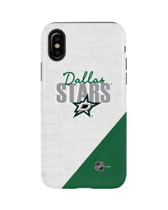 Dallas Stars Script iPhone X Pro Case