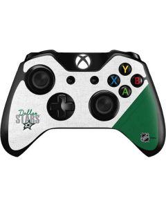 Dallas Stars Script Xbox One Controller Skin