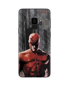Daredevil Defender Galaxy S9 Skin