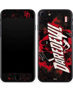 Daredevil Grunge iPhone 7 Skin