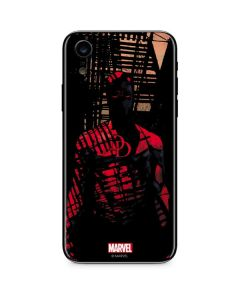 Daredevil Hides In The Shadows iPhone XR Skin