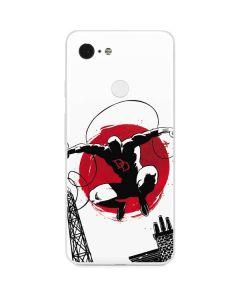 Daredevil Jumps Into Action Google Pixel 3 Skin