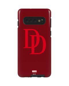 Daredevil Logo Galaxy S10 Pro Case