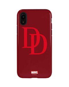Daredevil Logo iPhone XR Pro Case