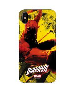 Daredevil Strikes iPhone X Lite Case