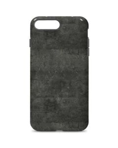 Dark Iron Grey Concrete iPhone 7 Plus Pro Case