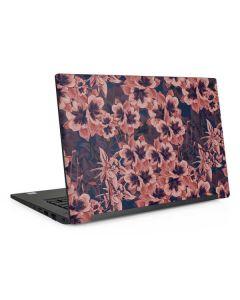 Dark Tapestry Floral Dell Latitude Skin