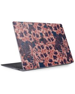 Dark Tapestry Floral Surface Laptop 2 Skin