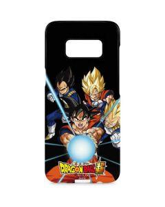 Dragon Ball Super Galaxy S8 Plus Lite Case