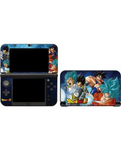 Goku Vegeta Super Ball 3DS XL 2015 Skin