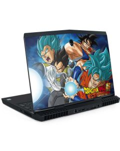 Goku Vegeta Super Ball Dell Alienware Skin