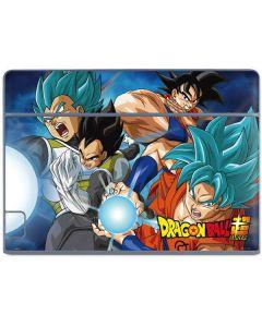 Goku Vegeta Super Ball Galaxy Book Keyboard Folio 10.6in Skin