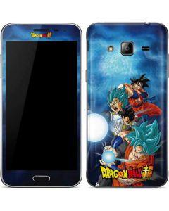 Goku Vegeta Super Ball Galaxy J3 Skin