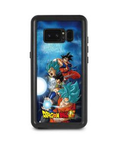 Goku Vegeta Super Ball Galaxy Note 8 Waterproof Case