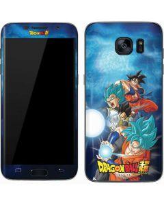 Goku Vegeta Super Ball Galaxy S7 Skin