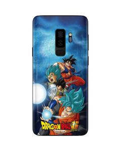 Goku Vegeta Super Ball Galaxy S9 Plus Skin