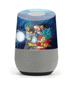 Goku Vegeta Super Ball Google Home Skin