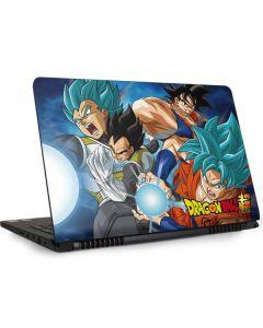 Goku Vegeta Super Ball Dell Inspiron Skin