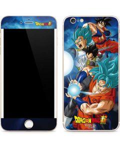 Goku Vegeta Super Ball iPhone 6/6s Plus Skin