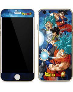 Goku Vegeta Super Ball iPhone 6/6s Skin